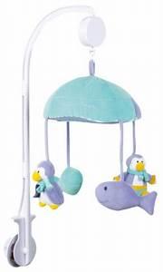Mobile Musical Garcon : doudou et compagnie mobile musical pingouin ~ Teatrodelosmanantiales.com Idées de Décoration
