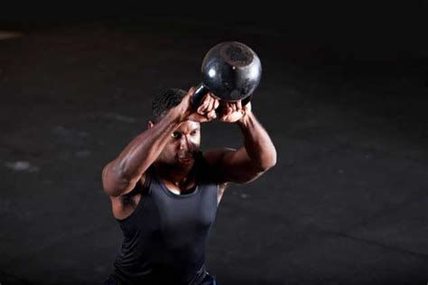 kettlebell crossfit moves swings heavy supplement workout killer