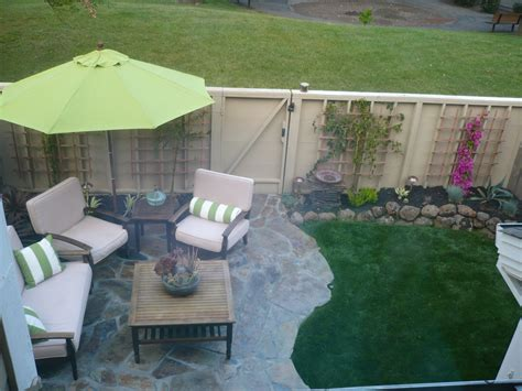 townhouse patio ideas pictures after our townhouse backyard after yard