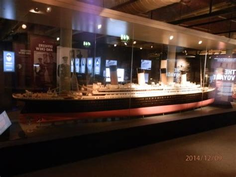 Titanic Boat Liverpool Tripadvisor by The Titanic Picture Of Merseyside Maritime Museum