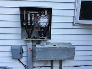 Meter Base Replacement In Emmaus  Pa