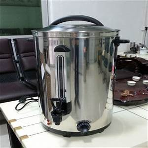 Stainless steel electric hot water boiler have single or ...