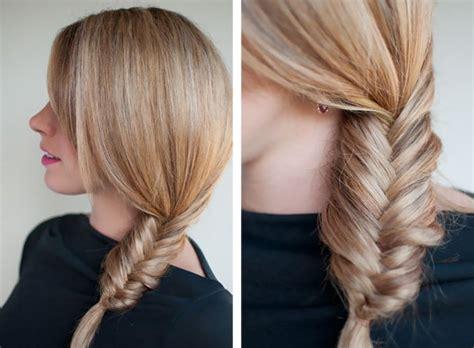Fancy Side Braid Hairstyles