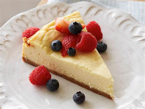 cheesecake recipes food network easy baking