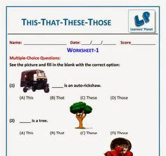 english worksheets  kg grade  kids
