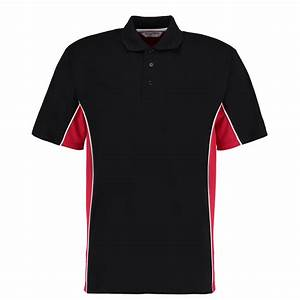 KK475 Men's Track Polo Shirt - Kustom Kit