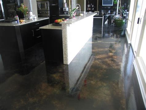 Decorative Concrete Acid Staining Inspirations   Restore