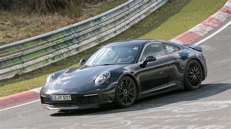 2019 Porsche 911 Review  Top Speed