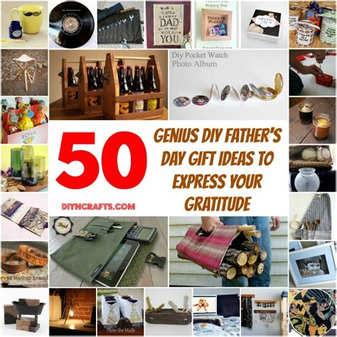 fathers day diy gifts 50 genius diy father s day gift ideas to express your gratitude diy crafts