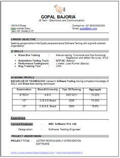 curriculum vitae template google search resumes resume  job resume template cv format