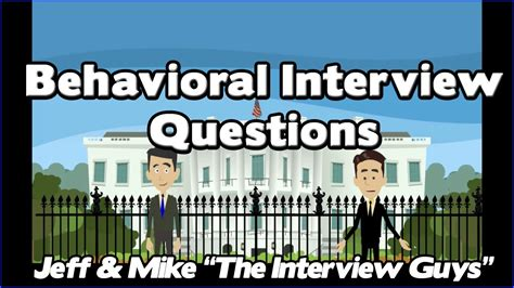 behavioral interview questions   answer behavioral
