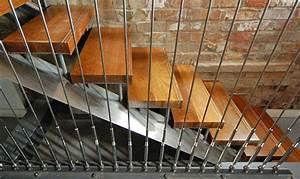 Commercial Vertical Tension Wire Balustrade