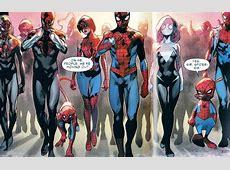 Comic Review SpiderVerse Saga 2015 Cephus' Corner