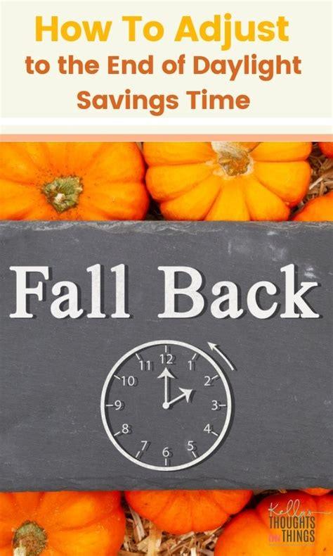 adjust     daylight savings time