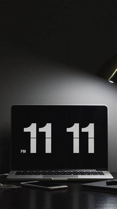 Numbers Desktop Laptop Dark Iphone Parallax 6s