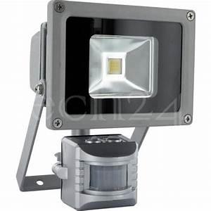 Led Lampen Mit Bewegungsmelder : led strahler 10 watt mit 160 bewegungsmelder ~ Orissabook.com Haus und Dekorationen