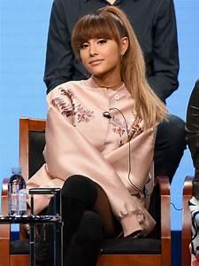 Ariana Grande at NBC 'Hairspray Live!' Panel - TCA Summer ...  Ariana