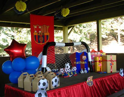 utopia party decor soccer party decor