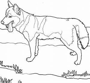 Real Christmas Puppy Coloring Pages. Real. Best Free ...