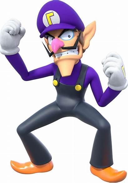 Waluigi Mario Super Wiki