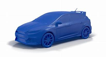 Ford 3d Focus Printing Rs Own Downloads