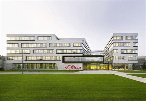 jürgen engel architekten s oliver headquarters ksp j 252 rgen engel architekten archdaily