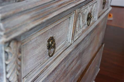 grenen tafel white wash houten meubels white wash maken bouwgemak