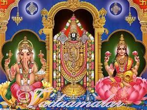 Thugil Online store Lord Venkateswara, Ganesha and Lakshmi