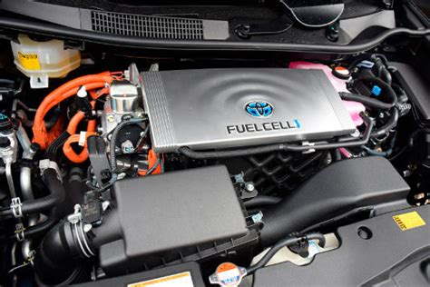 Hydrogen Fuel Cell Vehicle Technology