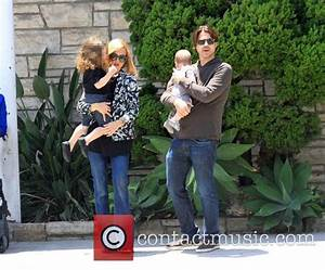 Rachel Zoe - Rachel Zoe And Family Go To Get Frozen ...