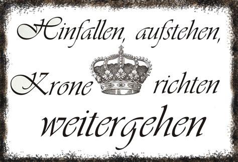 Spruch Krone Richten by Bruchlandungen Institut F 252 R Lebenskunde