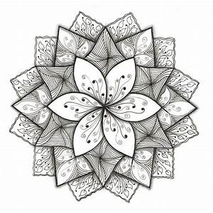 Flower Designs To Draw On Paper Cool Flower Patterns To ...