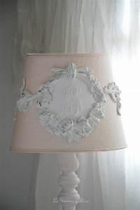 Abat Jour Rose : le grenier d 39 alice shabby chic et romantique french decor ~ Teatrodelosmanantiales.com Idées de Décoration