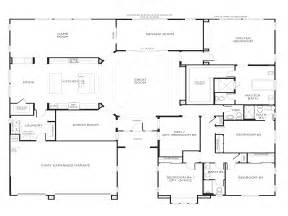 5 bedroom house plans 1 for single bedroom ideas single 5 bedroom house floor plans single house