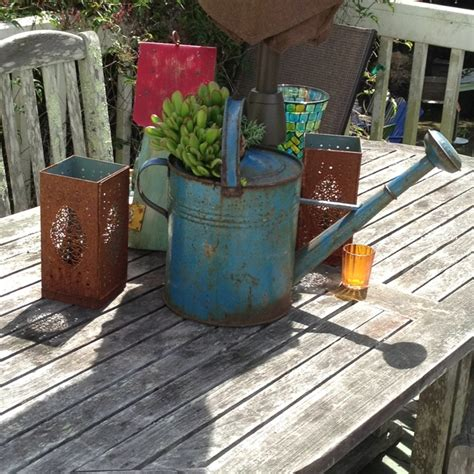 flea market makeovers 17 best images about watering cans on pinterest gardens vintage and antiques