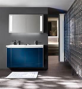des meubles vasque de petite profondeur inspiration bain With meuble de salle de bain decotec
