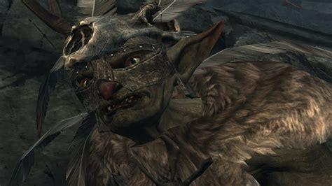 skyrim battle goblins   skeletal army youtube