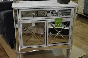 lovely home goods mirrored nightstand 71 for your small With mirrored furniture at home goods