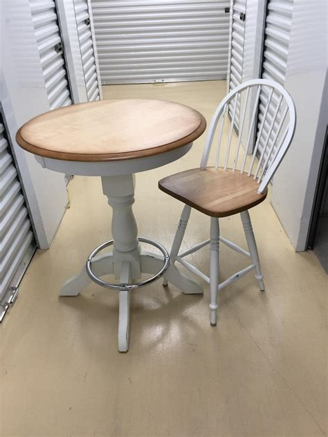 pub height table and chairs furniture buy and sell