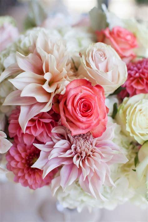 Beautiful Bridal 15 Breathtaking Dahlia Bouquets