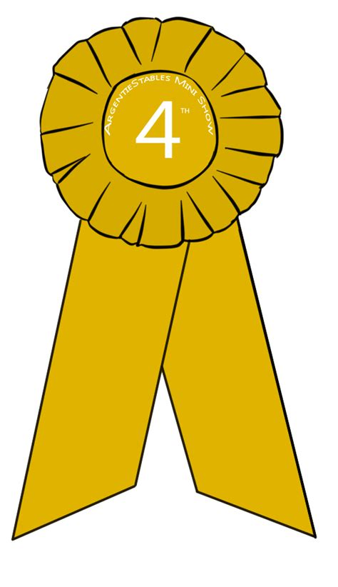 place ribbon clipart 5th place ribbon clipart clipart suggest