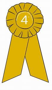 5th Place Ribbon Clipart - Clipart Suggest