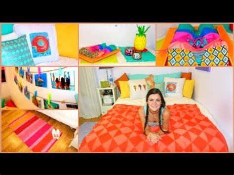 summer room decor diy summer room makeover decorations more youtube