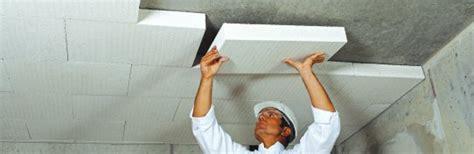 panneau isolant plafond garage panneau isolant min 233 ral pour plafond