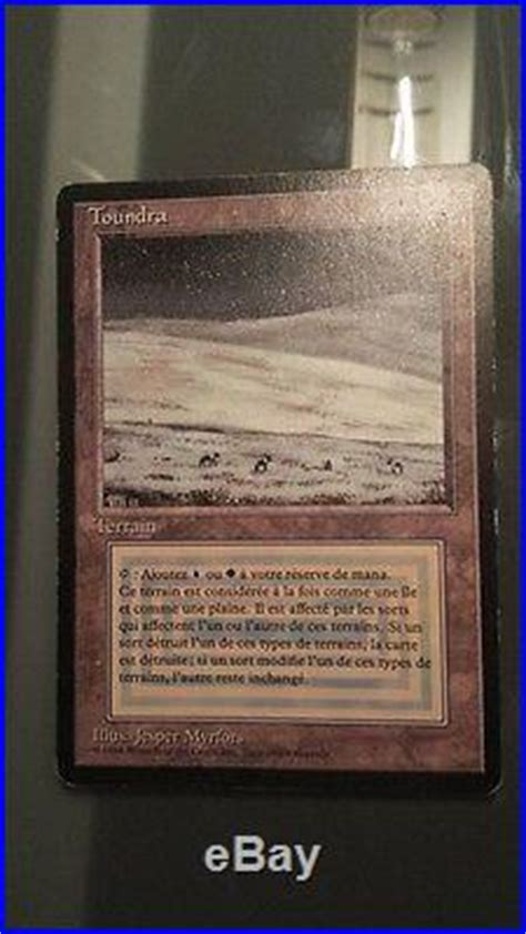 mtg revised starter deck contents mtg fbb tundra toundra revised 3rd edition