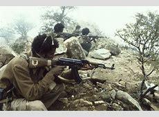 Oorlog in Eritrea 1980 IISG
