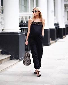 Schuhe Zum Jumpsuit : 38 superchic maternity outfits to help you stylethebump all things style pinterest ~ Frokenaadalensverden.com Haus und Dekorationen