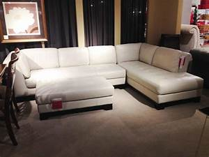 Macys leather sectional sofa stacey leather 6 piece for Macy s small sectional sofas