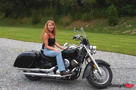 Motorcycles For Women Riders - Real Bikes for Real Women