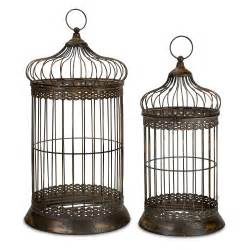 imax worldwide 47126 2 byzantine antique gold decorative dome bird cage set of 2 atg stores